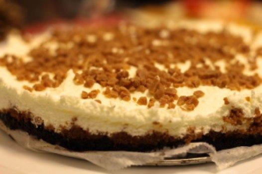 Orea crust salted caramel mousse (2)