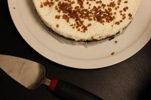 Orea crust salted caramel mousse (3)